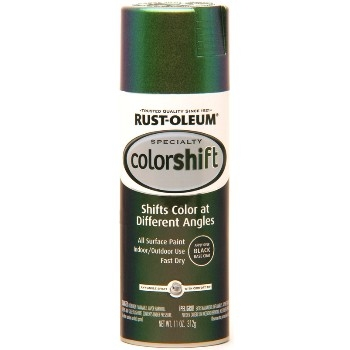 Rust Oleum 12 Ounce Specialty Spray Color Shift 254861